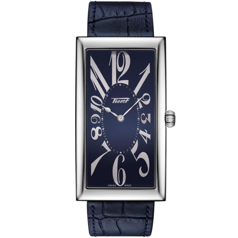 ティソ TISSOT 腕時計 ヘリテージバナナ HERITAGE BANANA T117.509.16.042.00 メンズウォッチ 国内正規品 日本限定