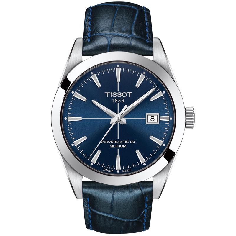 TISSOT ティソ 腕時計 ジェントルマン 日本限定オートマティック パワーマティック80 シリシウム T1274071604102 メンズ 国内正規品