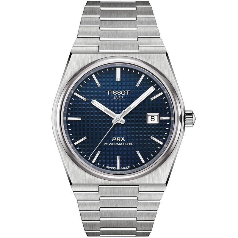 人気の製品 ティソ 春の新作シューズ満載 TISSOT PRX オートマティック自動巻 送料無料 メンズ 国内正規品 腕時計 スイス T1374071104100