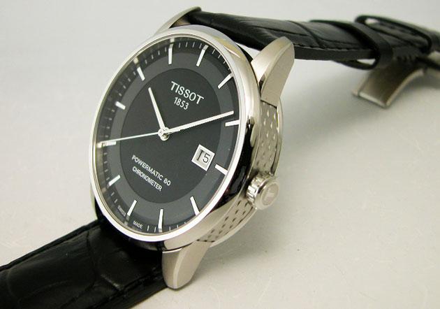 83545584d TISSOT Tissot watches LUXURY AUTOMATIC ラグジュアリーオートマティック Powermatic 80  パワーマティック 80 T086.408.16.