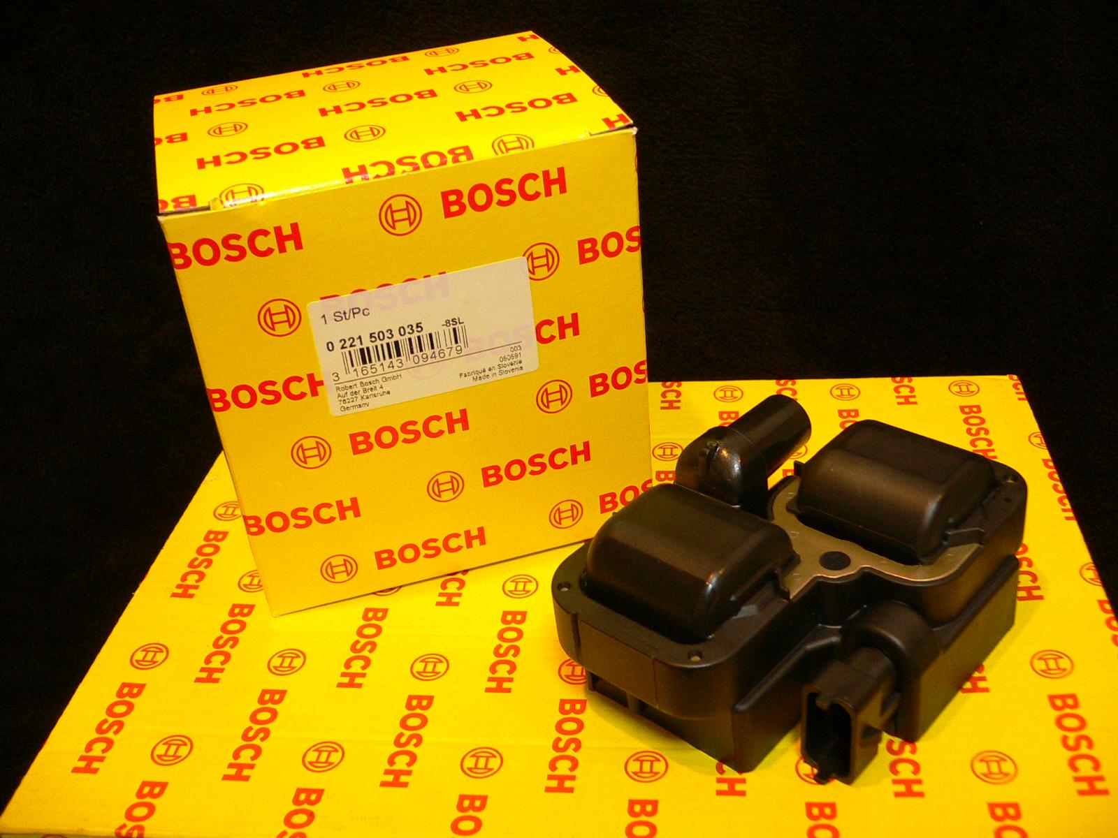 【ボッシュ製】イグニッションコイル A0001587803 W220W215W211W210R170R171R230R129W463