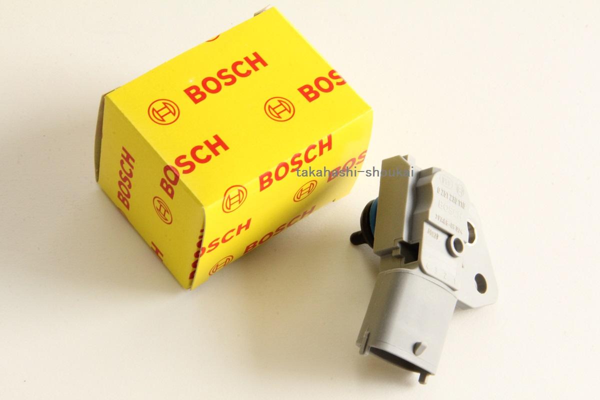 燃圧センサー (フューエルプレッシャーセンサー)ボルボ各車種用【要適合確認】8699449 0261230110 XC90 S80 V70 XC70 V50 C30他