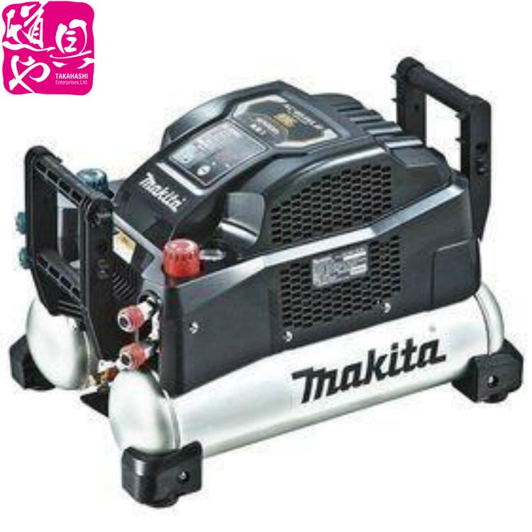 【全品送料無料】 エアコンプレッサ(タンク容量11L):どうぐ屋店 AC461XLB マキタ電動工具-DIY・工具