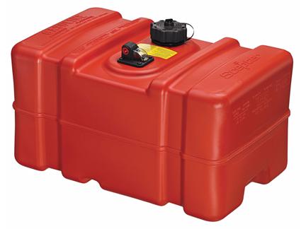 Scepter 12ガロン(45.6L)タンク