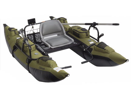 ClassicAccessoriesコロラド9ftポンツーンボート