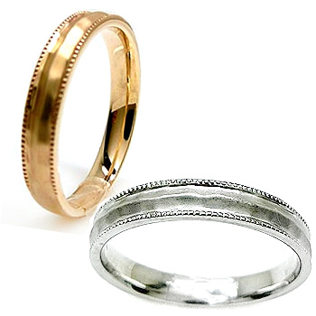 ファッションリング K10YG(10金イエローゴールド) K10WG(10金ホワイトゴールド) 地金 指輪 メンズ レディース 記念日 jk-mr961 お返し 父の日