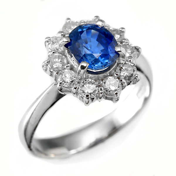 指輪 ダイヤモンドリング 鑑別書付 プラチナ PT900 サファイア 9月誕生石 r3121sp 新品 ダイヤモンド ダイアモンド サファイヤ bkp50 305000 お返し