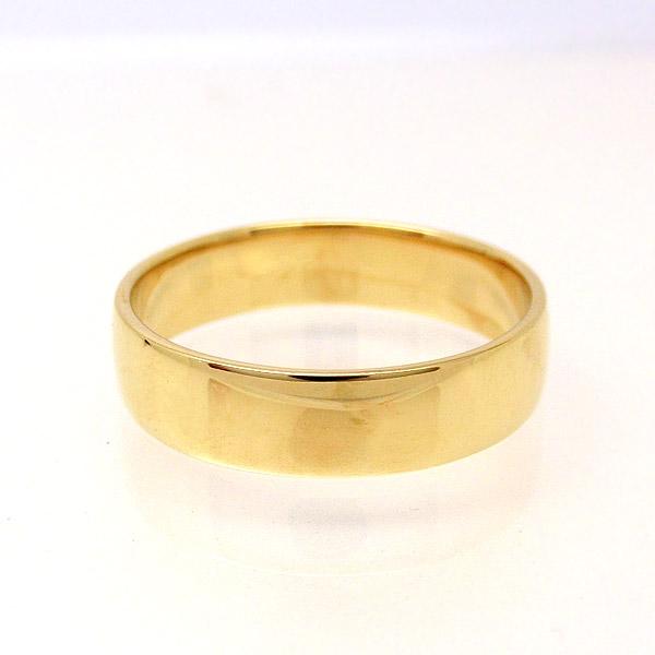 【お見積り商品】地金リング 指輪 レディース メンズ ボリューム 幅広 太い 鏡面仕上げ ニッケルフリー 10金ゴールド 地金カラー全3色 yk-290 K10結婚指輪 お返し 父の日
