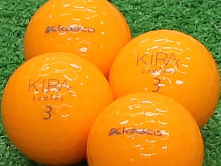 低価格で大人気の 【Aランク】【ロゴなし】キャスコ KIRA Ladies 2012年モデル オレンジ 100個セット 【】【ロストボール】【】, ヤシロチョウ 6fbe98ca