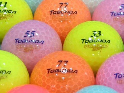 【ABランク】トブンダ クリスタルカラー混合 500個セット【あす楽】【ロストボール】【中古】