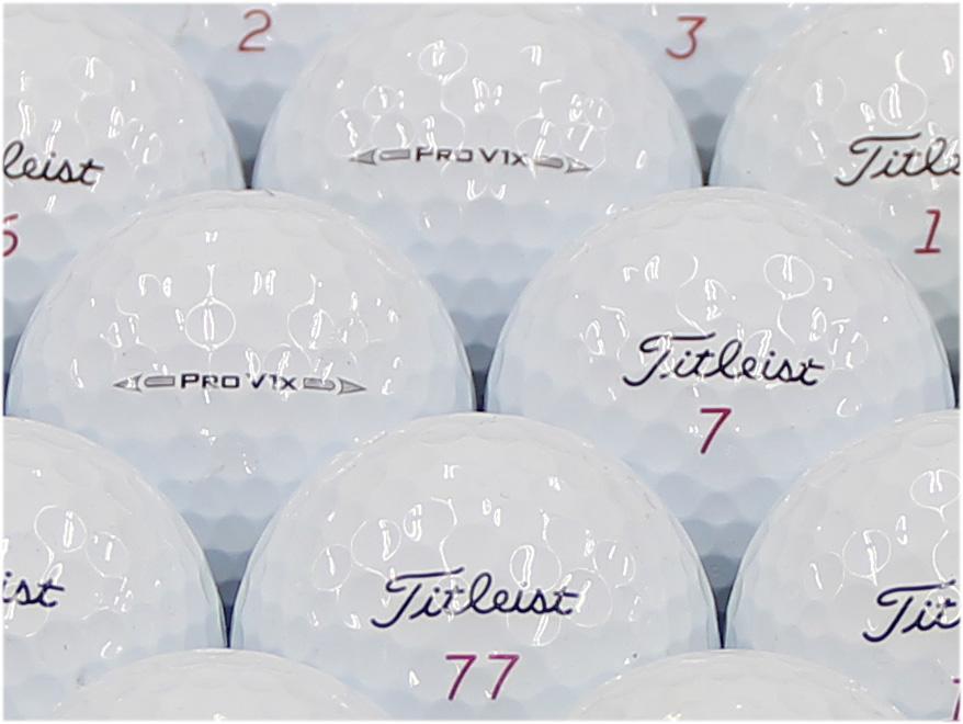 【ABランク】【ロゴなし】タイトリスト PRO V1x 2015年モデル 30個セット 【あす楽】【ロストボール】【中古】