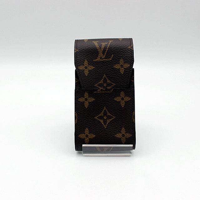 【LOUIS VUITTON】ルイ・ヴィトン モノグラム エテュイ・シガレットケース M63024【中古】
