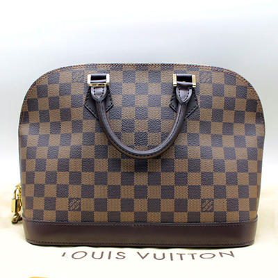 【LOUIS VUITTON 】ルイヴィトン ダミエ アルマPM N51131【中古】