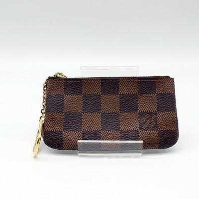 【LOUIS VUITTON】ルイ・ヴィトンダミエ ポシェット・クレ N62658 【中古】