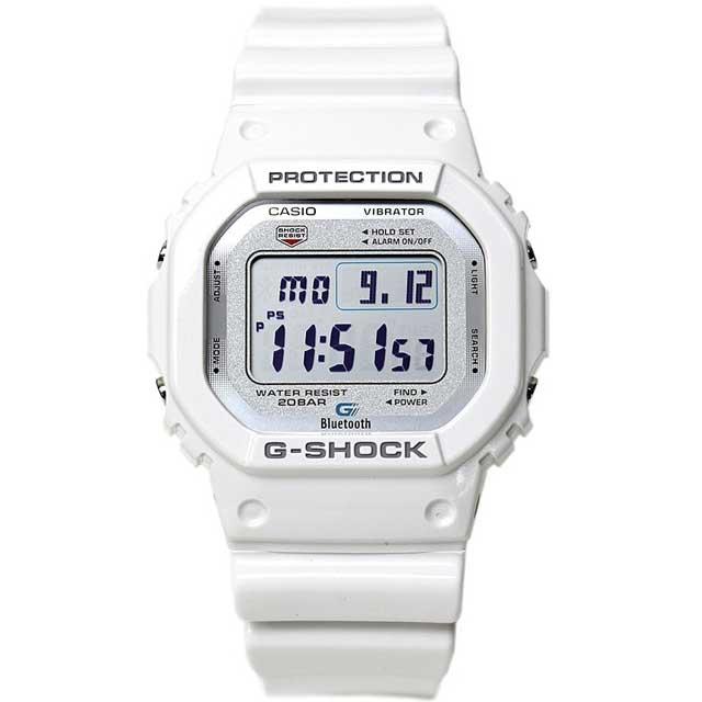 新しいブランド CASIO 新品【カシオ】 G-SHOCKBluetooth GB-5600AB-7DR(ホワイト)腕時計 CASIO【カシオ】 新品, ハッピーチャイルド:b6a7ddb1 --- saaisrischools.com