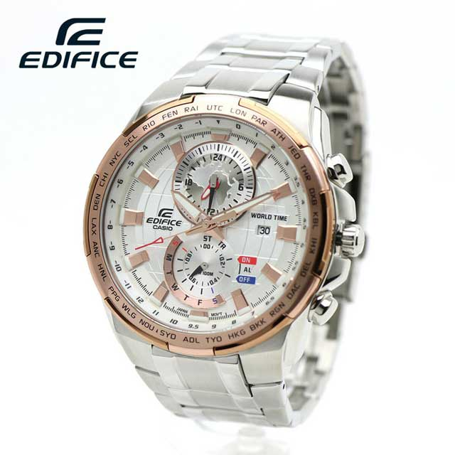 CASIO カシオ エディフィス EDIFICEクロノグラフ 腕時計 EFR-550D-7AVUDF【新品】