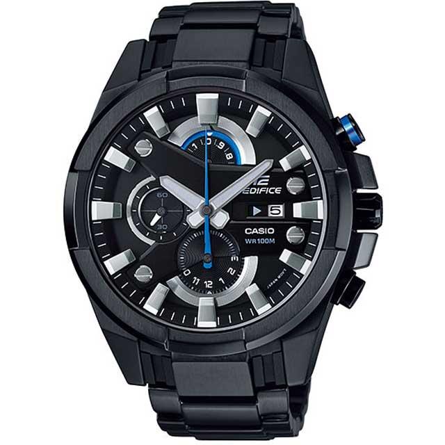 CASIO/カシオ EDIFICE/エディフィスクロノグラフ 腕時計 EFR-540BK-1A(オールブラック)【新品】