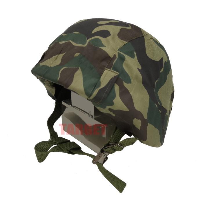 数量限定 陸上自衛隊 旧迷彩 カバー付きヘルメット 鉄帽ゴムなし (鉄帽覆い ヘルメットカバー テッパチ サバゲー)
