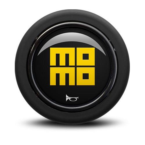 MOMOの正規品 正規品 品質検査済 MOMO ホーンボタン HB-22 人気の定番 YELLOW HERITAGE イエロー ゆうパケット センターリングなしステアリング専用ホーンボタン 300円 ヘリテージ 運送便 60サイズ 対応