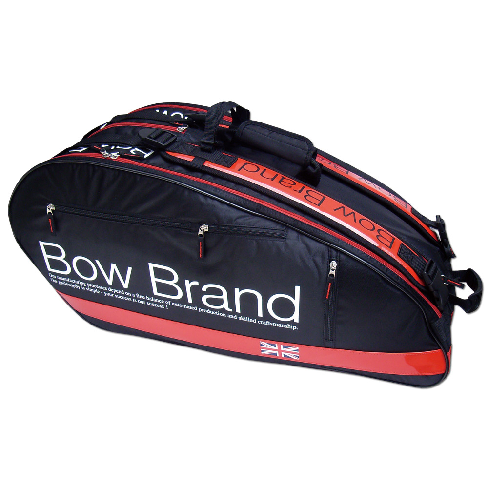 BOW BRAND 9Racket-Bag(BOW-JB1555)