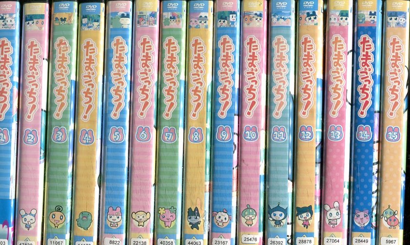 たまごっち!【34巻セット】(20が欠品です)【中古】【アニメ】中古DVD