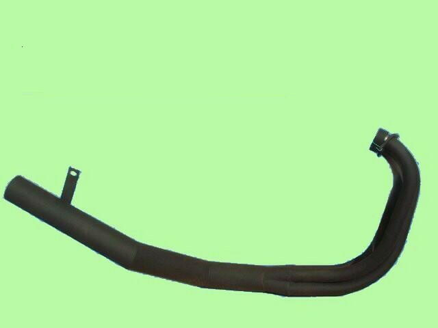 CB400SF ショート管マフラー(黒) HONDA ホンダ