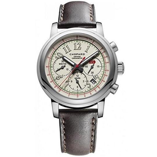 ショパール Chopard クラシックレーシング ミッレミリアクロノグラフ 2014 Race Edition メンズ腕時計 30%OFF 168511-3036 世界限定2014本 新品・正規品(国際保証書請求はがき有)