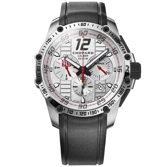 ショパール Chopard スーパーファストクロノ リミテッドエディション メンズ腕時計 168535-3002 30%OFF