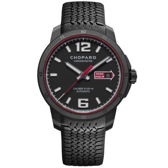 ショパール Chopard ミッレミリア GST オートマティックスピードブラック メンズ腕時計 30%OFF 168565-3002