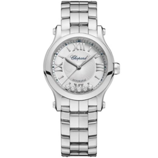 ショパール Chopard ハッピースポーツ レディース腕時計 278573-3002 新品・正規品(国際保証書請求はがき有)