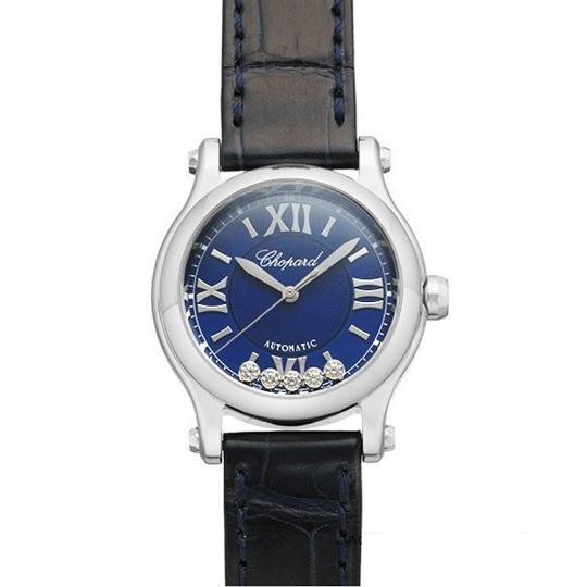 ショパール Chopard ハッピースポーツ レディース腕時計 278573-3006 新品・正規品(国際保証書請求はがき有)