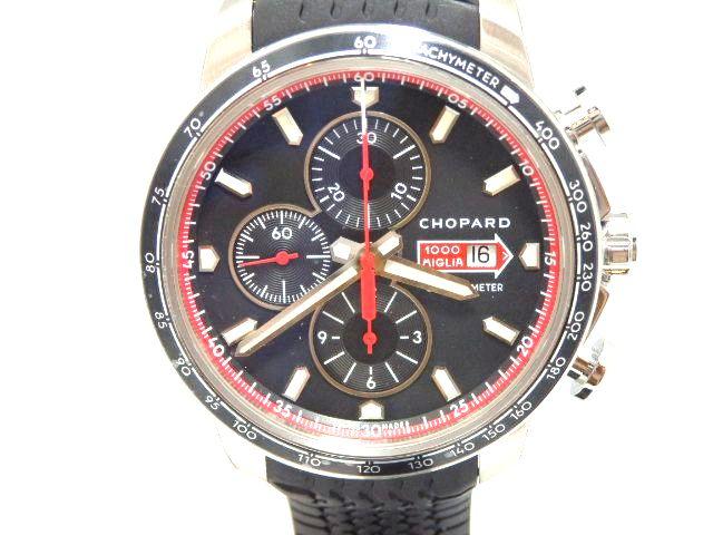 ショパール Chopard クラシックレーシング ミッレミリア GTS クロノ メンズ腕時計 30%OFF 168571-3001