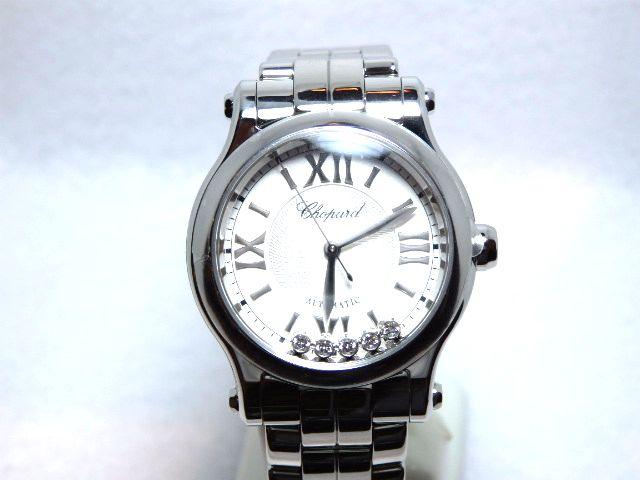 ショパール Chopard ハッピースポーツ レディース腕時計 278573-3002