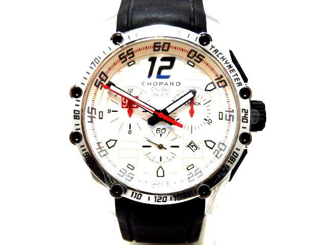 【新品】ショパール Chopardスーパーファストクロノ リミテッドエディション/168535-3002 腕時計/男性/メンズ/Men's/時計/ウォッチ/うでどけい/watch/高級/ブランド【送料無料】