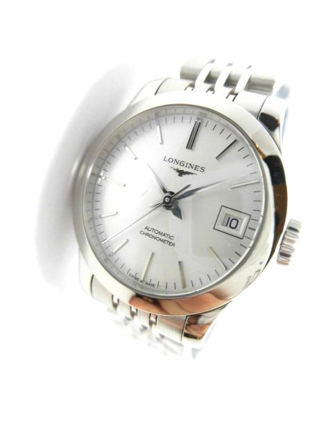 【正規品/新品】ロンジン レコード   LONGINES/L2.320.4.72.6/L271/腕時計/時計/ウォッチ/watch/高級/ブランド【送料無料】