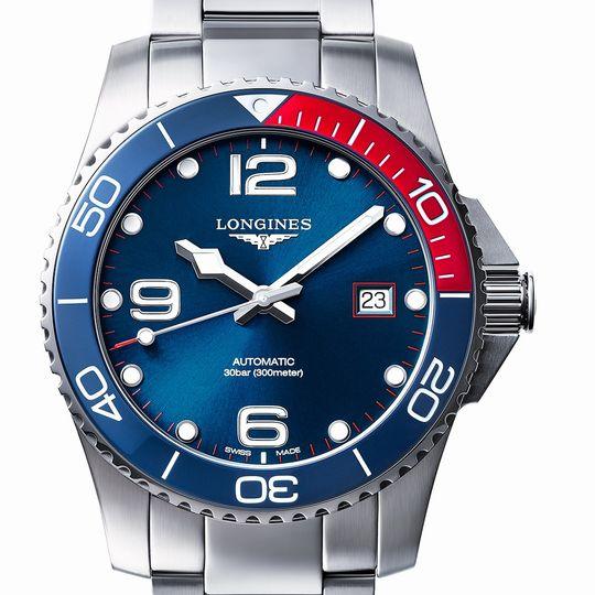 ロンジン ハイドロコンクエスト ダイバーズ KoheiWatch メンズ 腕時計 L3.781.4.99.6