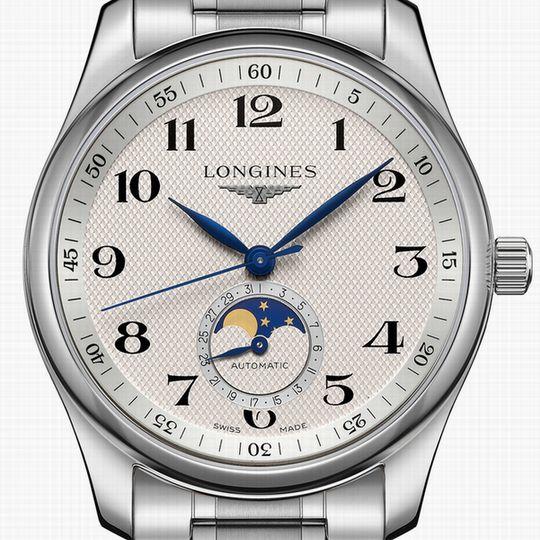 LONGINES Master Collection ロンジン マスターコレクション メンズ 腕時計L2.909.4.78.3 L313