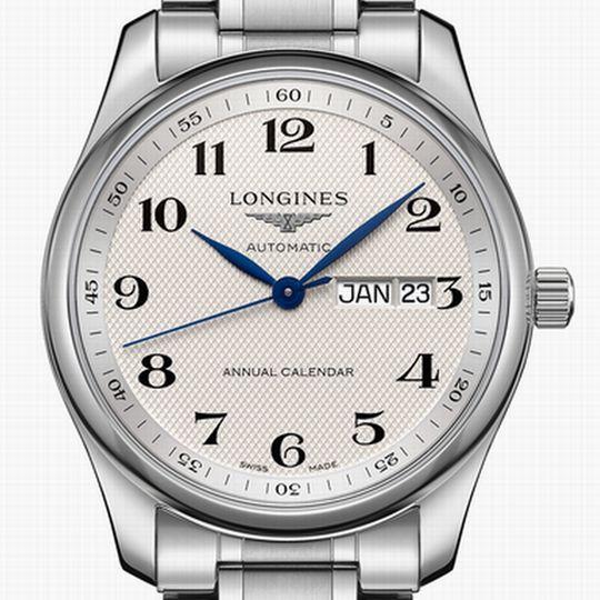 ロンジン マスターコレクション LONGINES L2.910.4.78.6  l330
