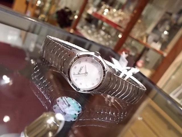エベル クラシック ミニ EBEL 1E1215421 レディース腕時計 【正規品】
