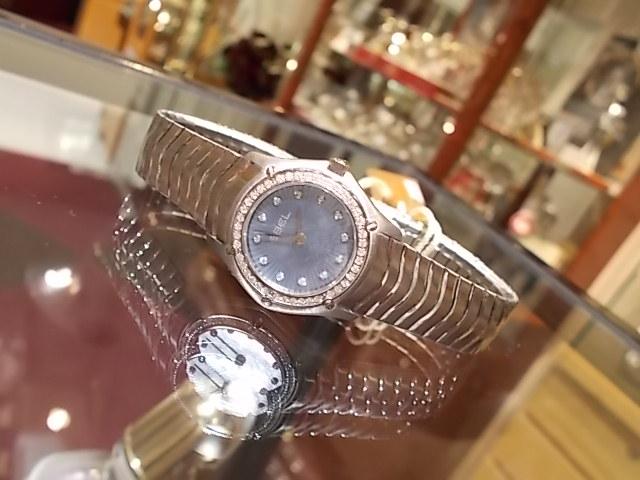 エベル ウェーブ EBEL WAVE 1E1215423 レディース腕時計 【正規品】