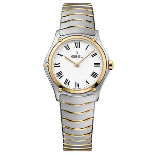 エベル EBEL SPORT CLASSIC 1216387A レディース腕時計 【正規品】