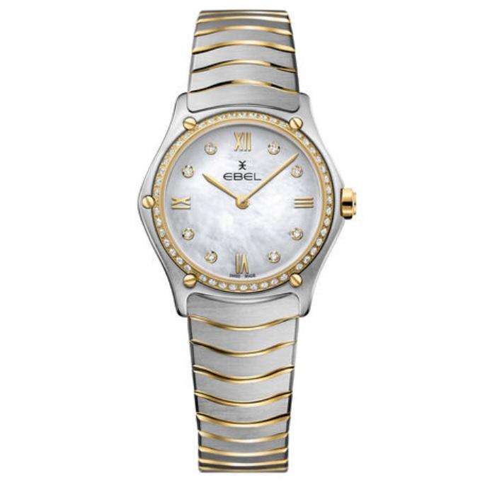 エベル EBEL SPORT CLASSIC 1216390A レディース腕時計 【正規品】