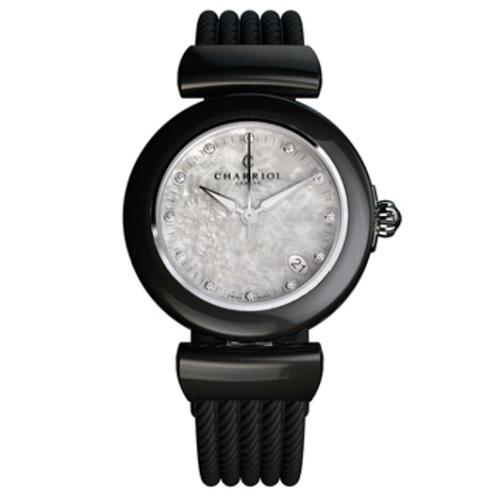 シャリオール CHARRIOL レディース腕時計 AE33CB.565.003