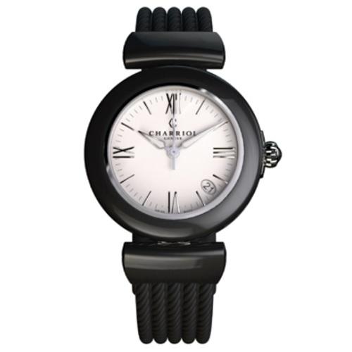 シャリオール CHARRIOL レディース腕時計 AE33CB.565.004