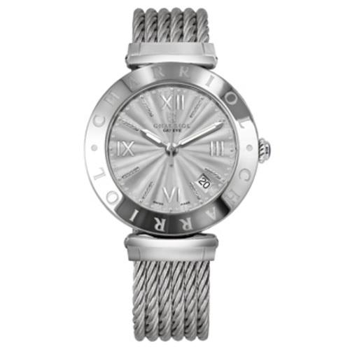 シャリオール CHARRIOL ALEXANDER C レディース腕時計 AMS.51.001