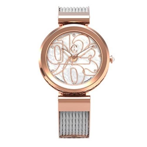 シャリオール CHARRIOL FOREVER WATCH レディース腕時計 FE32.102.002