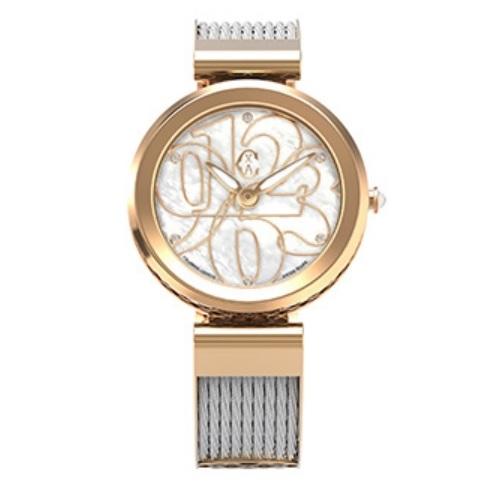 シャリオール CHARRIOL FOREVER WATCH レディース腕時計 FE32.104.0004
