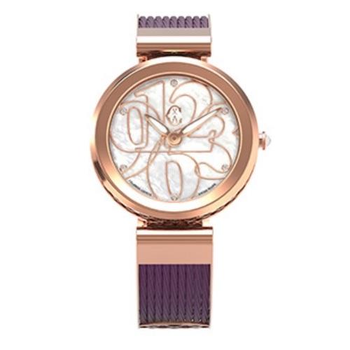 シャリオール CHARRIOL FOREVER WATCH レディース腕時計 FE32.A02.002