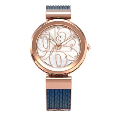 シャリオール CHARRIOL FOREVER WATCH レディース腕時計 FE32.F02.002