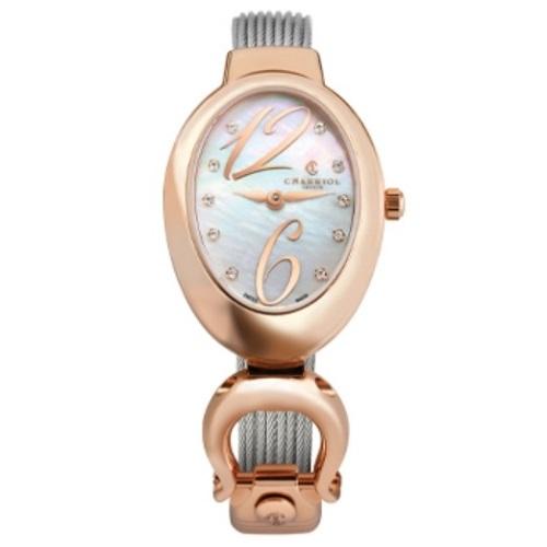 シャリオール CHARRIOL MARIE OLGA レディース腕時計 MOP.570.O01